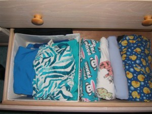 Drawer with Boxes