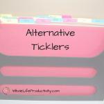 Alternative Ticklers