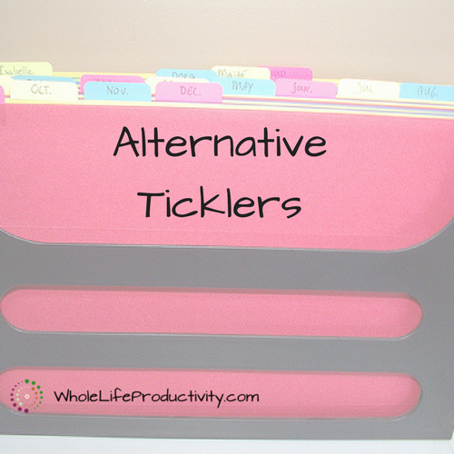 Alternative Ticklers