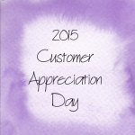 2015 Customer Appreciation Day