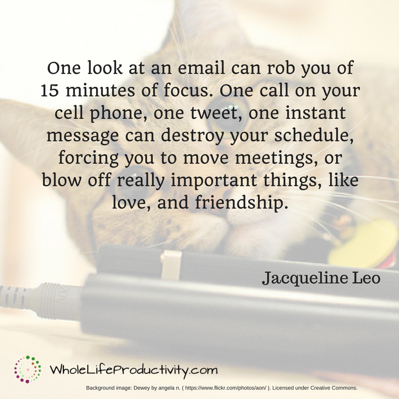 Email Delay