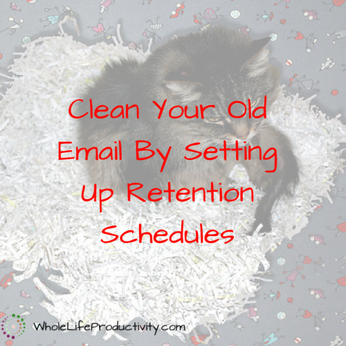 Email Retention