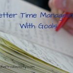 Better Time Management With Goals