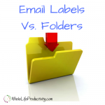 Email Labels vs Folders: An Explanation