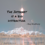 Shareable: Internet Distraction